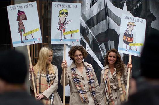 新时代树新风 Burberry博柏利宣布不再销毁滞销库存 亦将禁用动物皮毛