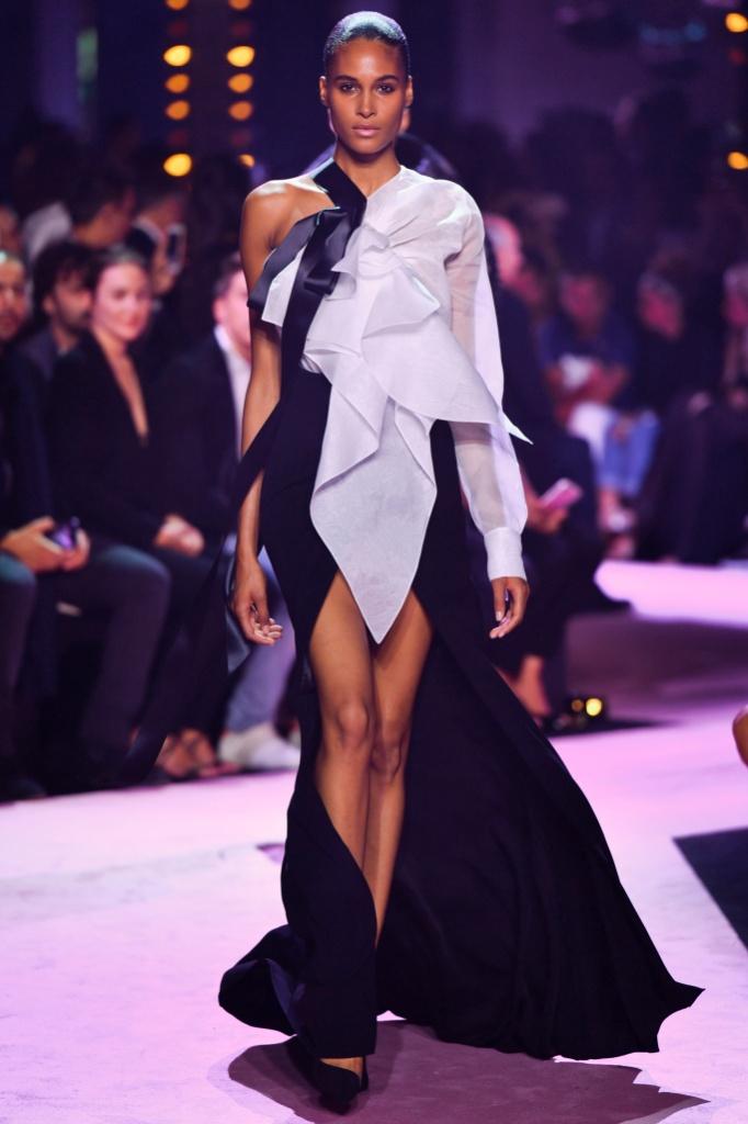 Alexandre Vauthier Fall Couture 2017秋冬巴黎高级定制发布