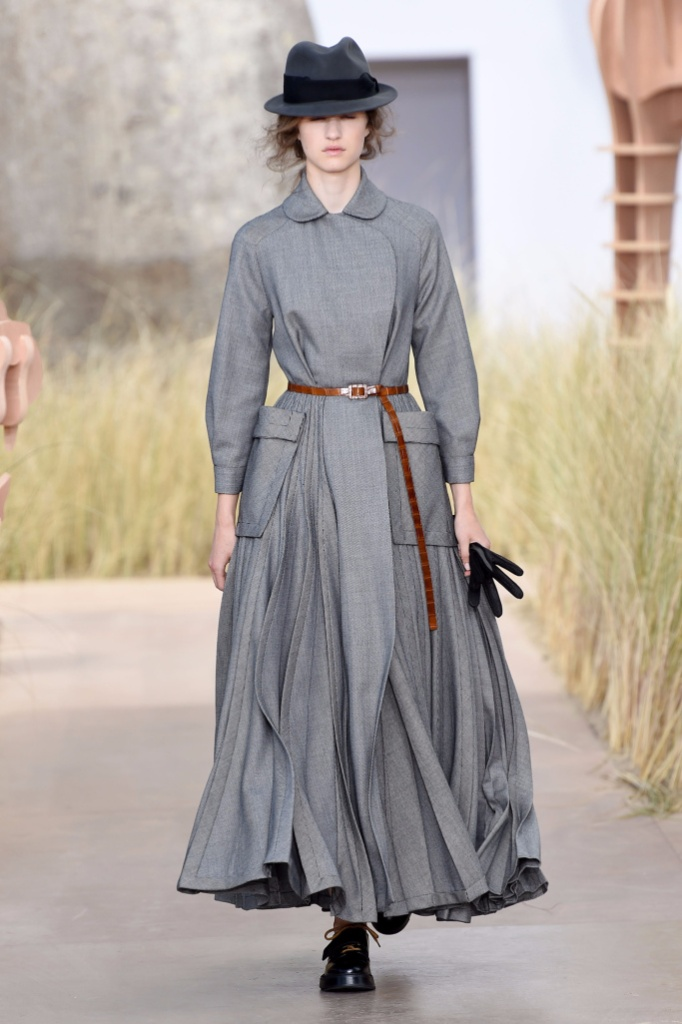 Christian Dior Fall Couture 2017秋冬巴黎高级定制发布