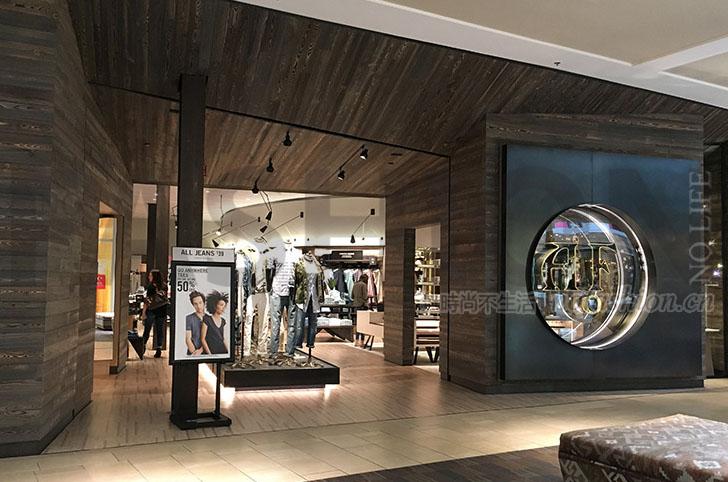 Abercrombie & Fitch同店销售扭转近两年下滑 Hollister增长强劲