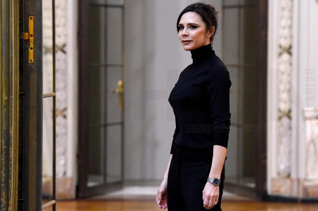 Victoria Beckham维多利亚·贝克汉姆收入显著提升 亏损则扩大1/4