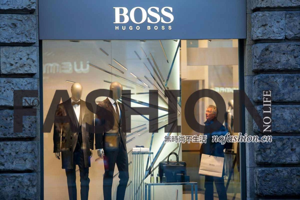 传维权投资者入股 Hugo Boss股价飙升9%