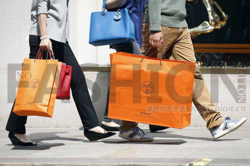 Hermès爱马仕二季度中国双位数增长持续
