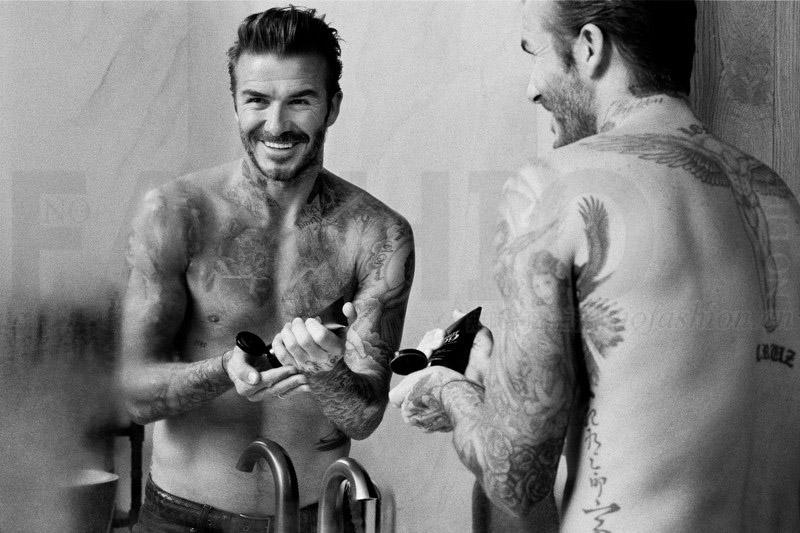 David Beckham贝克汉姆联合L'Oréal欧莱雅推出男士护理品牌House 99