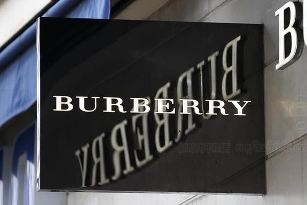 Burberry 博柏利发布新战略 投资者反应过度股价暴跌
