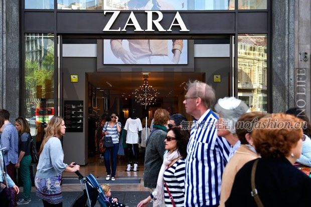 Zara母企Inditex印地纺集团一季度毛利率意外扩大 抵销销售放缓影响 股价上升3.6%