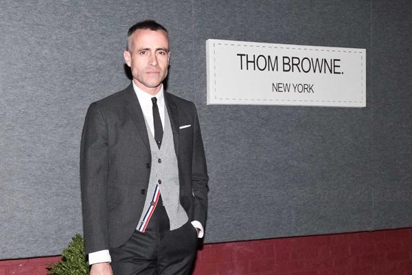 Thom Browne今年收入将破亿