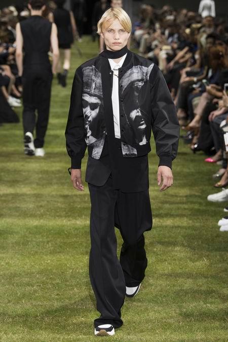 Dior Homme Menswear SS 2018