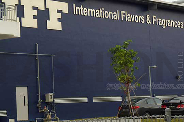 IFF二季度EPS增幅8%