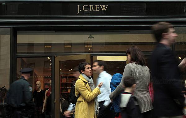 美国职场第一女装J.Crew再度徘徊破产边缘 新CEO James Brett履新16个月即下台