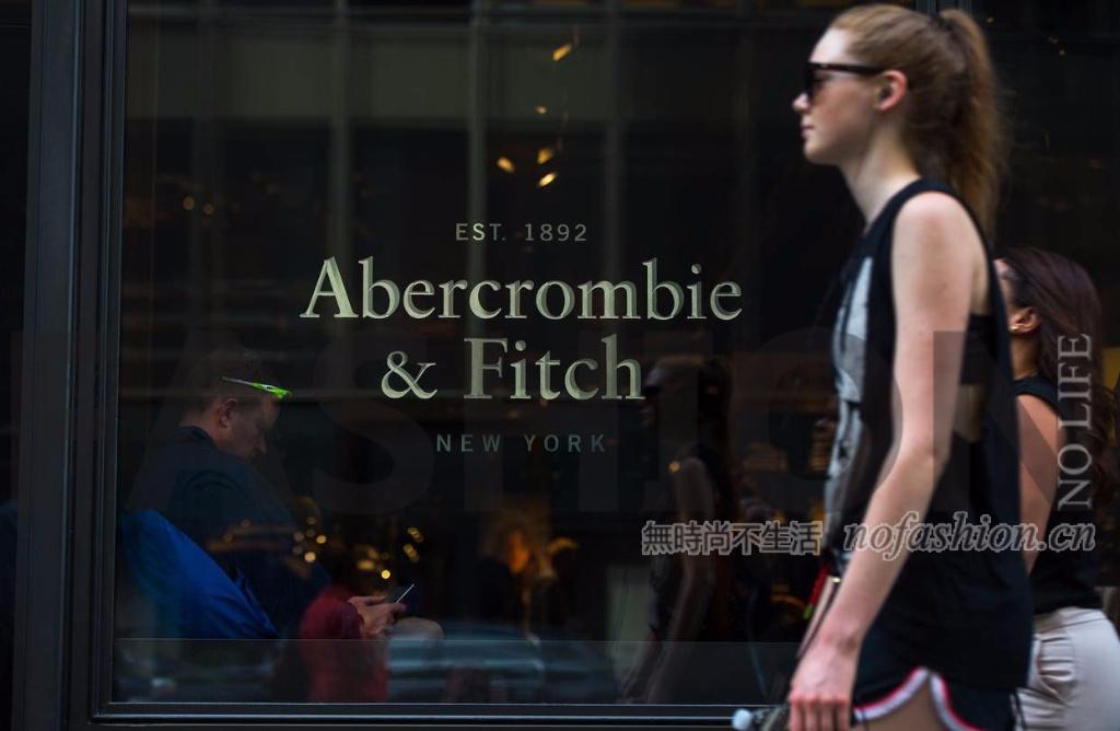 Abercrombie & Fitch二 进一步关闭60门店 股价暴跌21%
