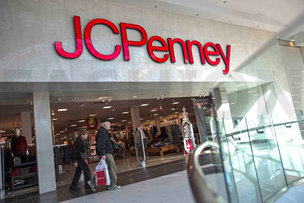 J.C. Penney彭尼百货首季销售下滑亏损翻倍 美百货零售弱势加深投资者对贸易战忧虑