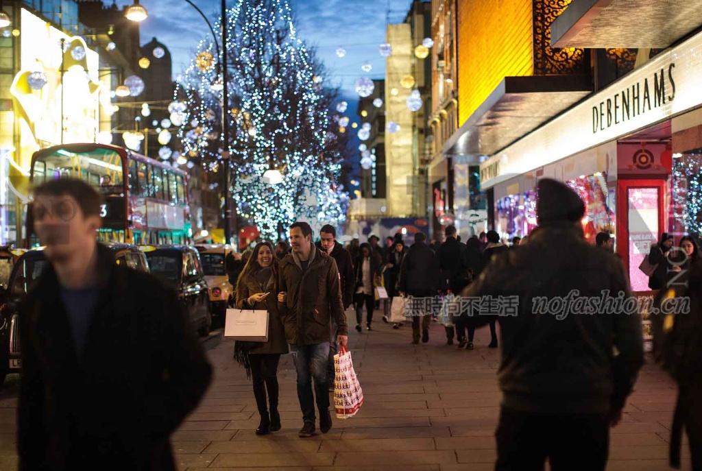 英国零售商12月销售连跌5年 Marks & Spencer马莎百货被看淡 House of Fraser福莱德百货寻求缩店减租