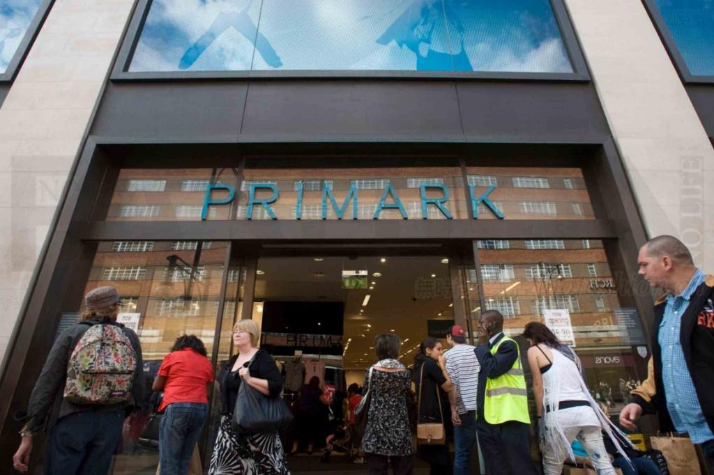 Primark全年同店销售意外下滑 明年开始打开东欧市场
