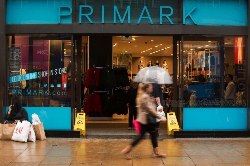 Primark称欧洲反常天气致三季度可比销售下滑 美国因为继续推进地域扩张