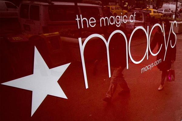 Macy's梅西百货三季度逊预期 股价大涨