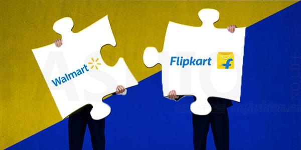 Walmart沃尔玛160亿美元收购印度电商巨头Flipkart 77%股份