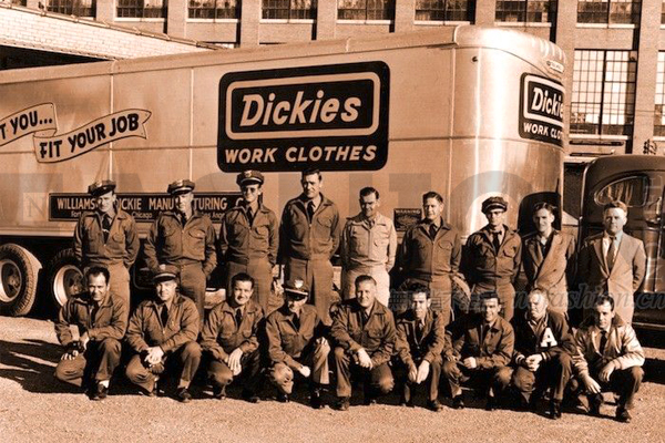 VF Corp. 8.2亿美元收购Williams-Dickie Mfg. Co.