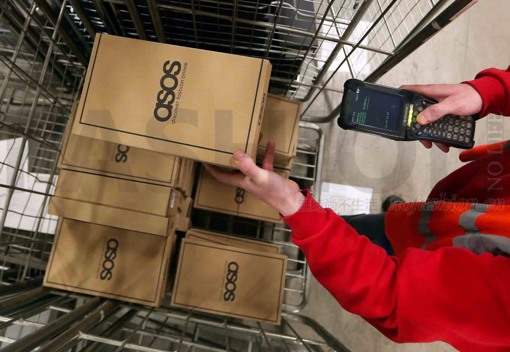 ASOS三季度销售维持高速增长 上调全年收入预期
