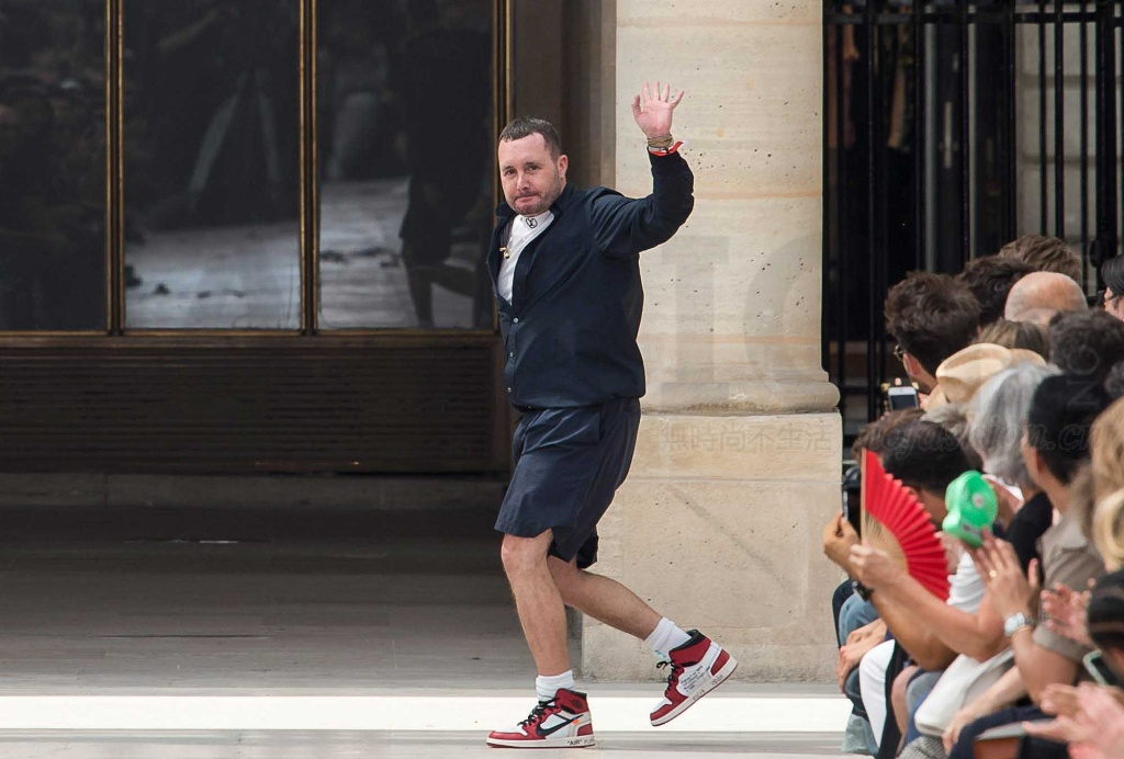 Louis Vuitton路易威登男装艺术总监Kim Jones将离职 加盟Burberry博柏利传闻升温