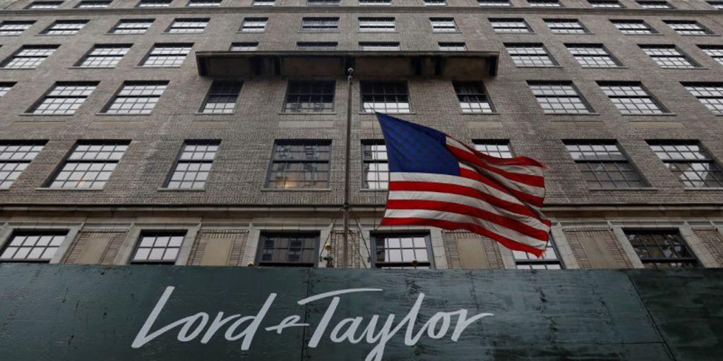 传Lord & Taylor复工后清货 百年品牌或随着清盘消失 Nordstrom诺德斯特龙结束16家门店