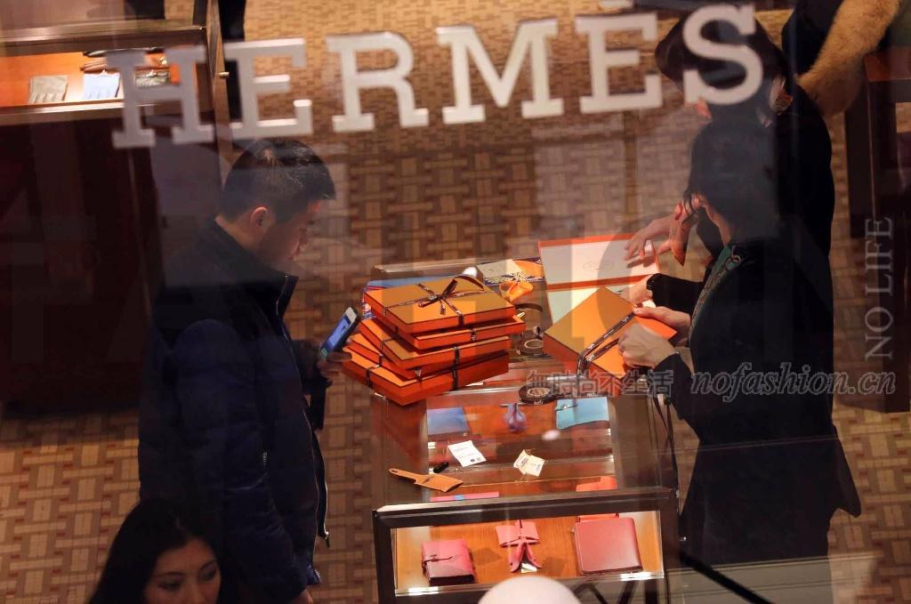 国人需求高涨 Hermès爱马仕三季度收入增长提速
