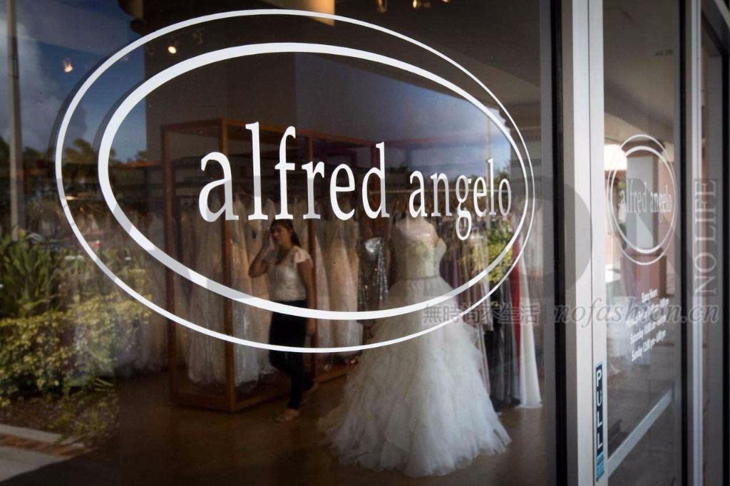 美国婚纱零售商Alfred Angelo申请破产清盘 竞争对手David's Bridal亦被认为有风险