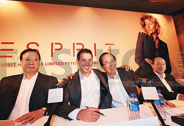 Esprit主席柯清辉称香港最黑暗的时光已过