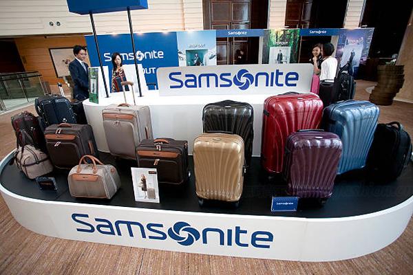 Samsonite 新秀丽正物色手袋品牌交易