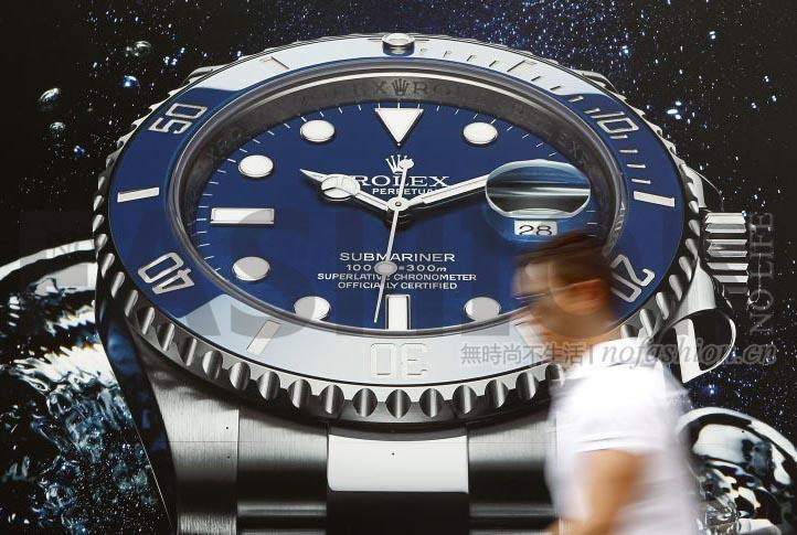 中港对贵价表需求复苏 瑞士钟表业协会宣布瑞表行业止跌