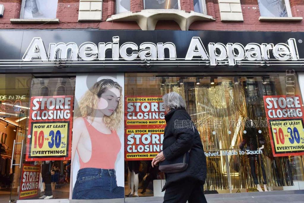 American Apparel一度预警裁员近3500人 现称职位暂时安全
