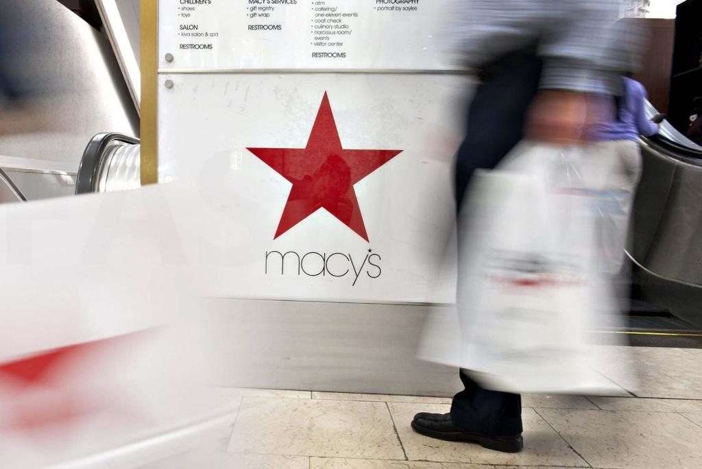 Macy's梅西百货假日季增聘80,000临时工 应付在线订单激增