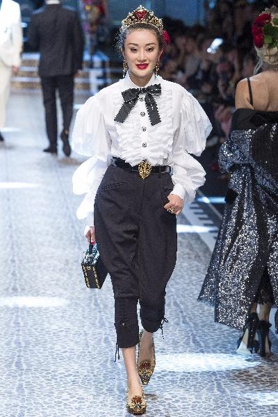 Dolce & Gabbana Fall 2017