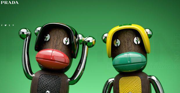 被指種族歧視 Prada 普拉達停售猴臉玩具