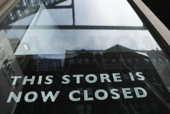 破产、关店——2017年美国零售业主旋律 全年7,000店倒闭 同比增长229%