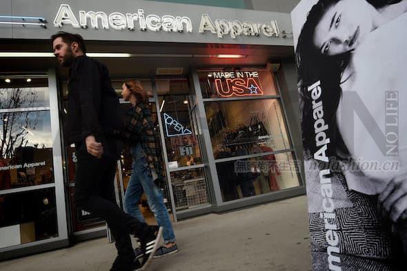 """传:Gildan Activewear赢得American Apparel破产拍卖 能否保住""""美国制造""""成焦点"""
