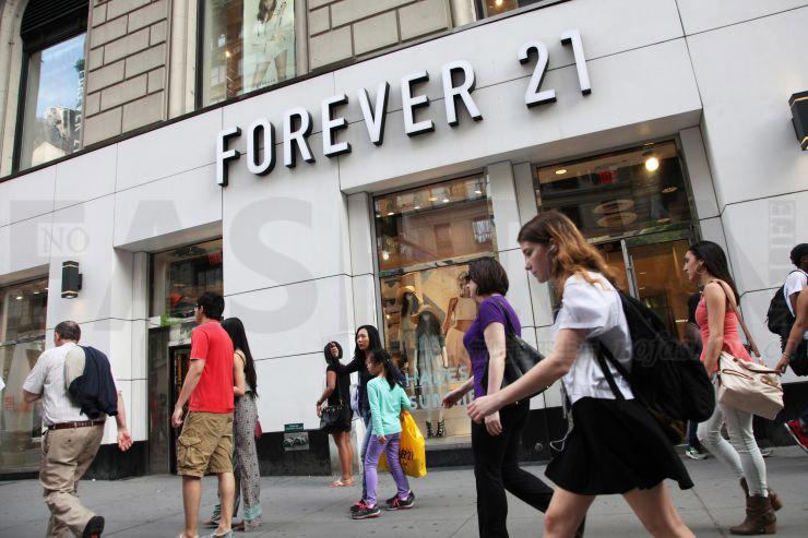 Forever 21寻求重组债务 着手筹备DIP融资应对潜在破产风险