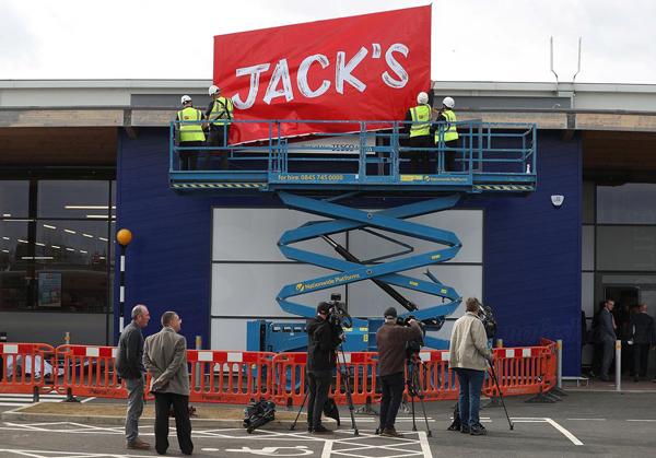 价格战将长期是零售世界主流 Tesco 乐购推折扣店品牌Jack's 宣战德国超市Aldi 和 Lidl