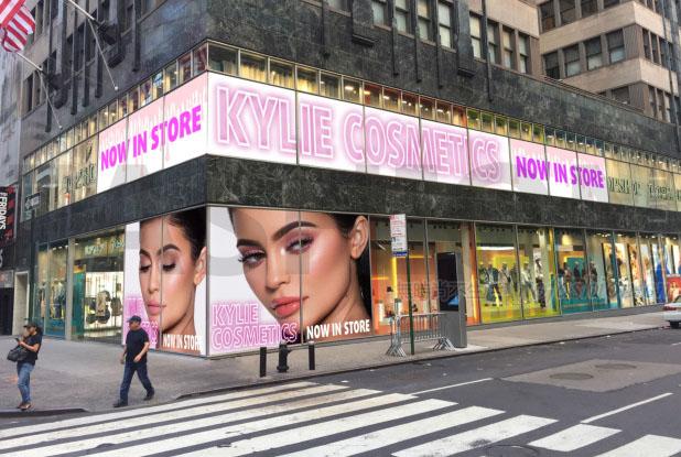 传:Coty科蒂集团计划控股超级网红Kylie Jenner凯莉·詹娜的彩妆品牌Kylie Cosmetics