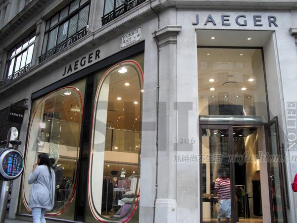 赫本梦露的最爱 曾经比Burberry更奢侈的Jaeger破产 700人或将失业