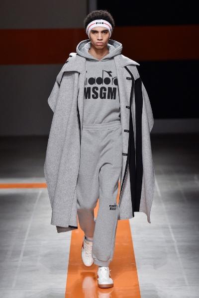 MSGM Menswear Fall/Winter 2017