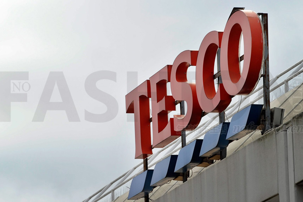 Tesco 乐购英国裁员500人 假日被指销售畅旺