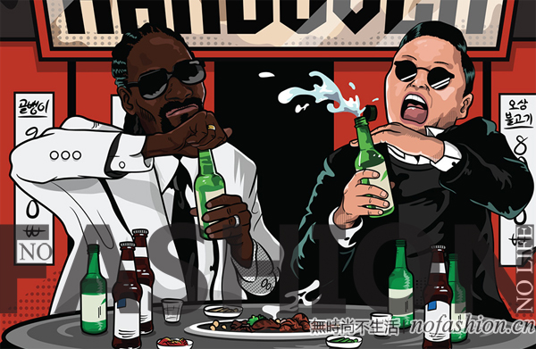 韩流文化威武:L Capital Asia涉足娱乐业 8,000万美元投资Psy朴载相鸟叔经纪公司YG Entertai