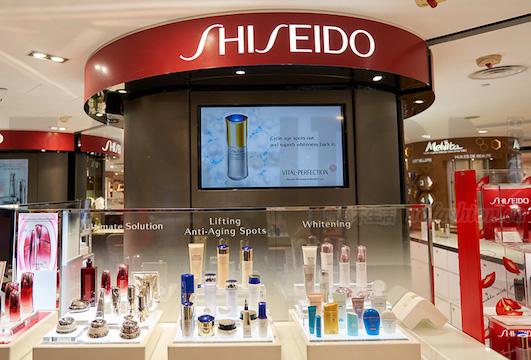 Shiseido资生堂一季度盈利继续翻倍 今年股价升三成