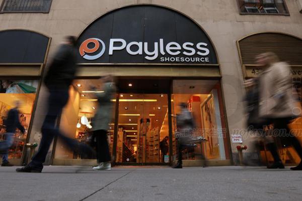 美国鞋履零售商Payless面临两年内第二次申请破产保护 Gymboree 金宝贝面临清盘
