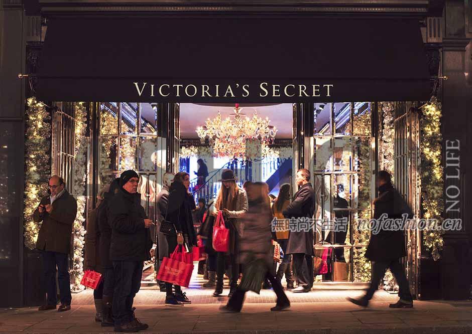 维多利亚的秘密圣诞月销售继续令人失望