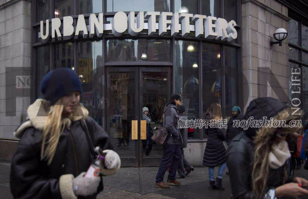 Urban Outfitters四季度销售逊预期 遭高盛下调评级及目标价