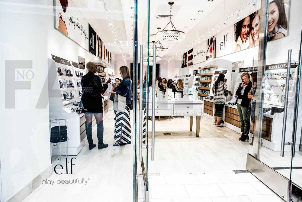 美国化妆品牌e.l.f.一季度增长持续放缓