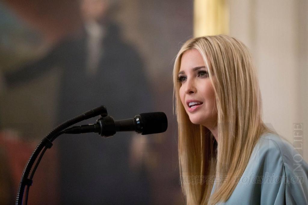 """美国""""第一女儿""""Ivanka Trump伊万卡·特朗普结束同名时尚品牌"""