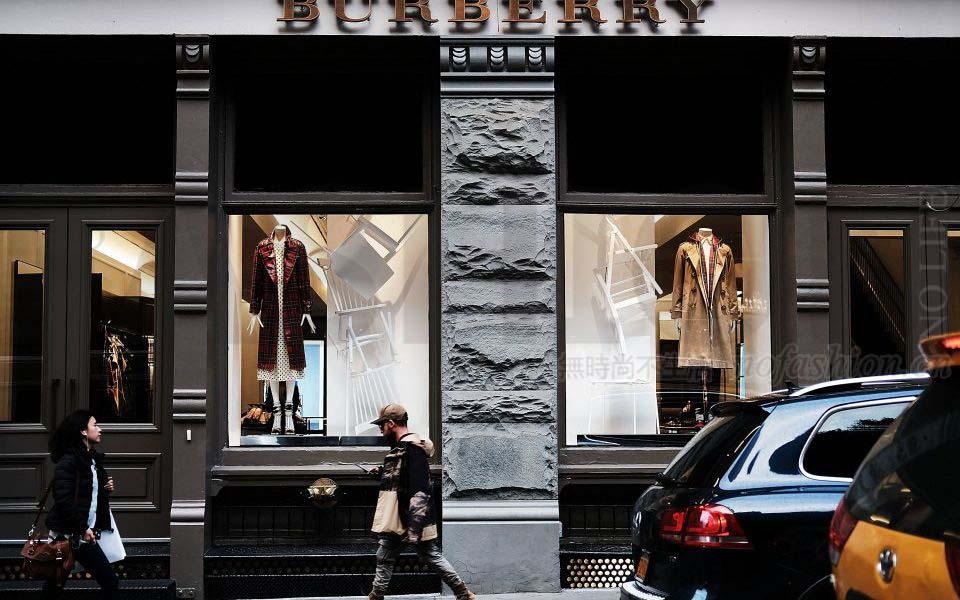 Burberry博柏利首季增长3%符合预期